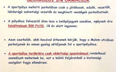 MEGYEI KUPADÖNTŐ