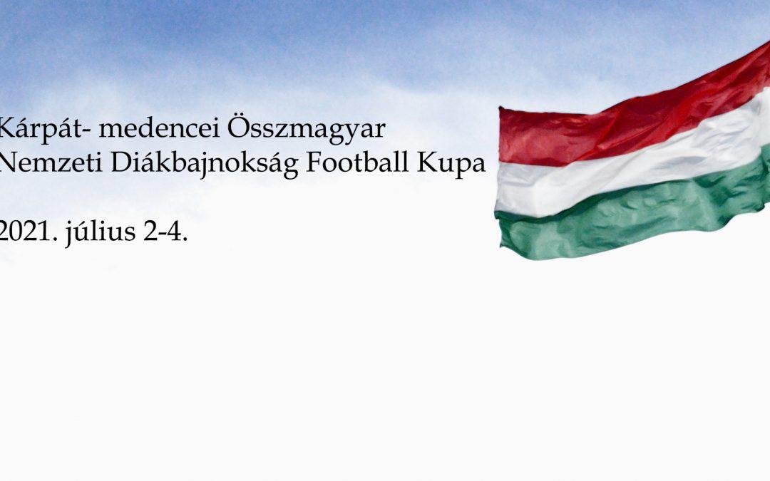 Kárpát- medencei Összmagyar Nemzeti Diákbajnokság Football Kupa